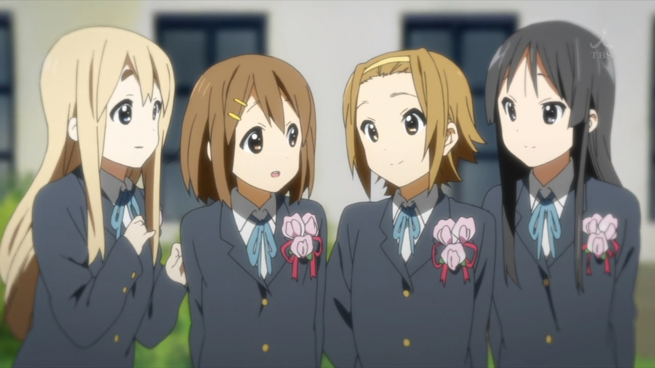 K-On!! Review | Ambivalence , or is it ambiguity?