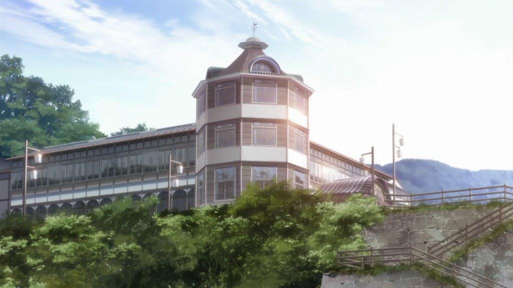 Hanasaku Iroha - Wonderful and heart-warming.