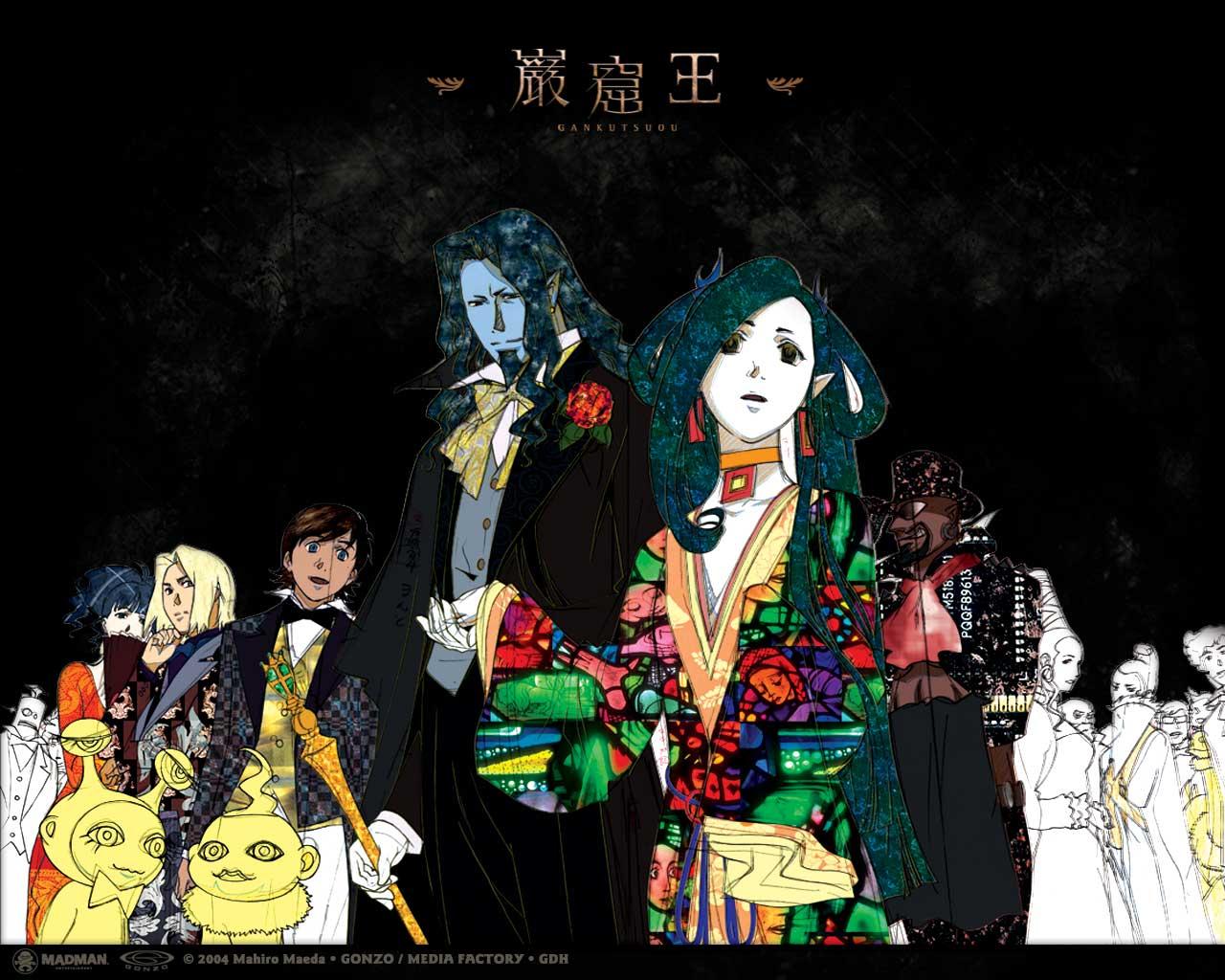 The Count of Monte Cristo: Gankutsuou movie